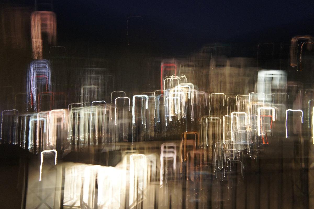 Ночные огни - Дина Назарова