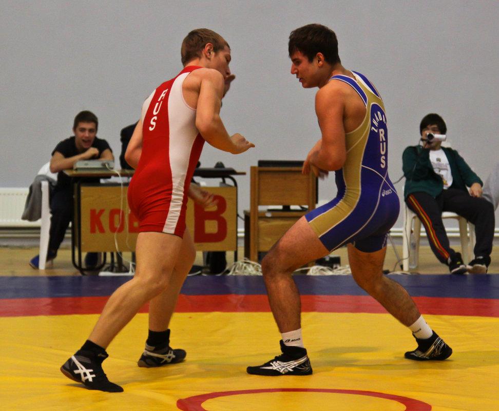 Соперники - Valery Zhadan