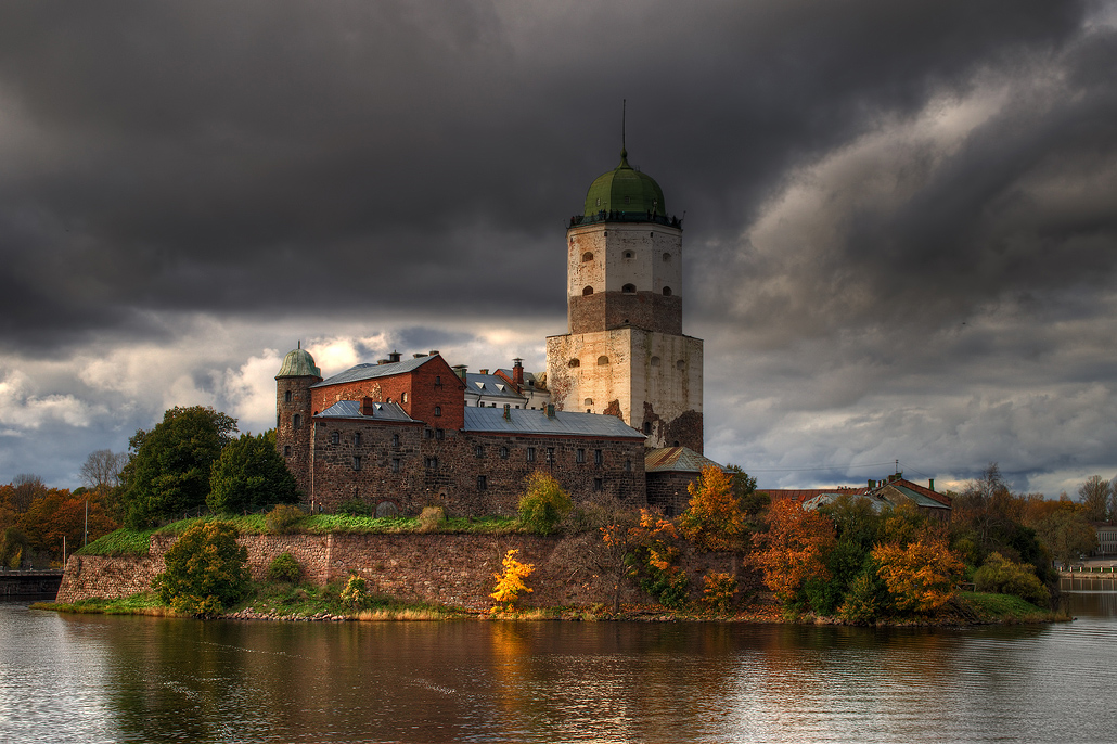 Выборгский замок - Nikolay T