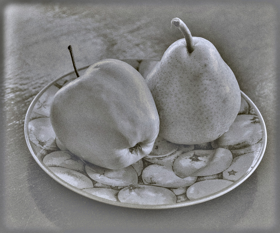 Черно-белый натюрморт :: Инесса V ...: fotokto.ru/photo/view/297021.html