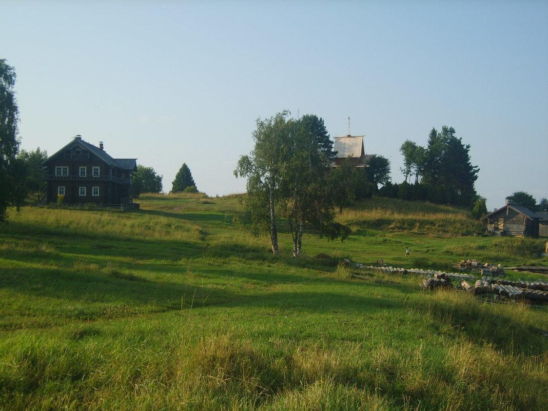 Здесь была деревня Варишпельда... - ПК