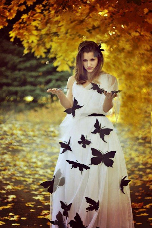 Чёрные бабочки - Олеся Стоцкая