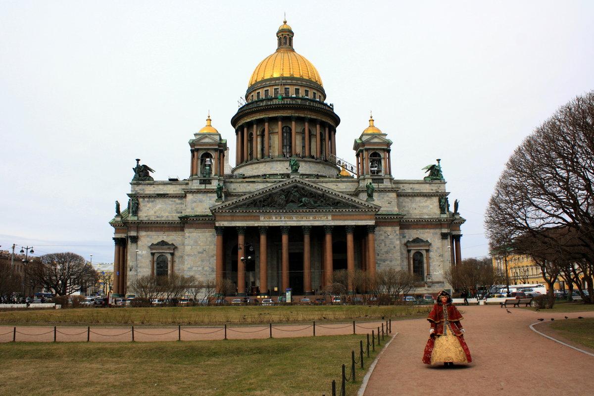 ВЕСНА НАД ПИТЕРОМ - Николай Гренков