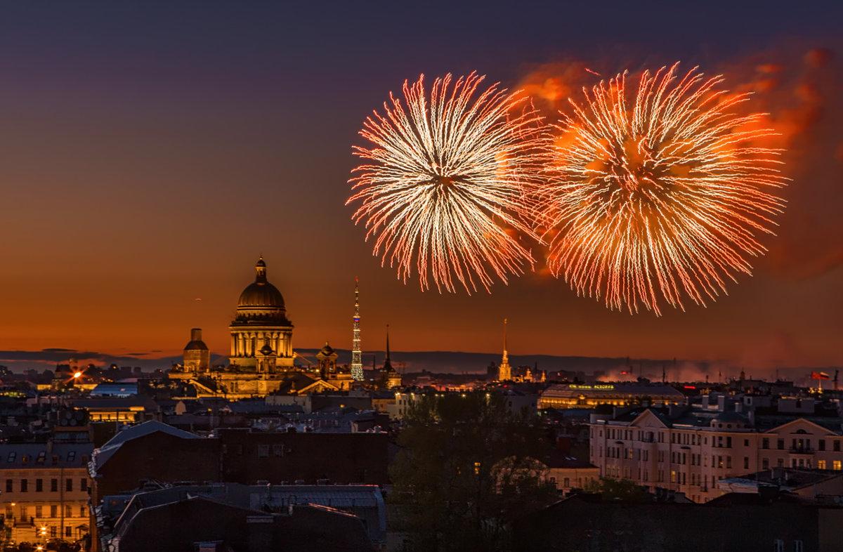 Санкт петербург что посмотреть в новый год