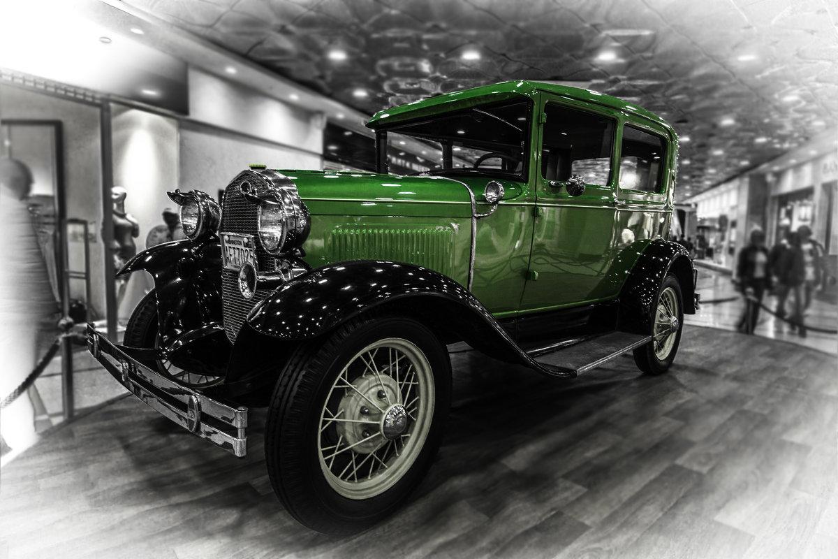 Ford - Андрей Неуймин