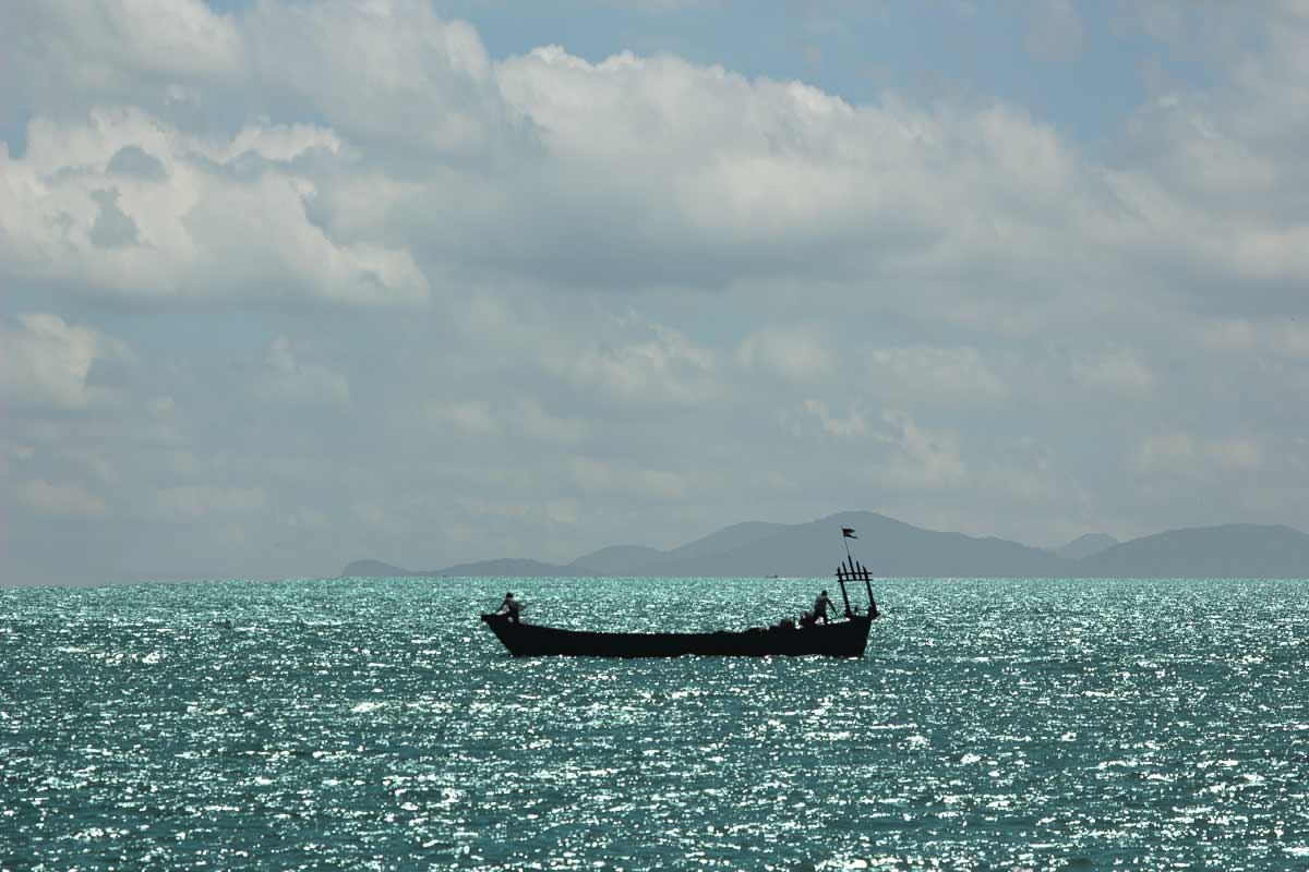 николай алехин лодки