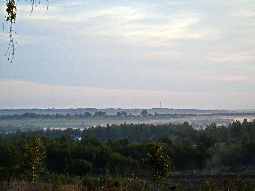 Утро туманное - Сергей Кунаев