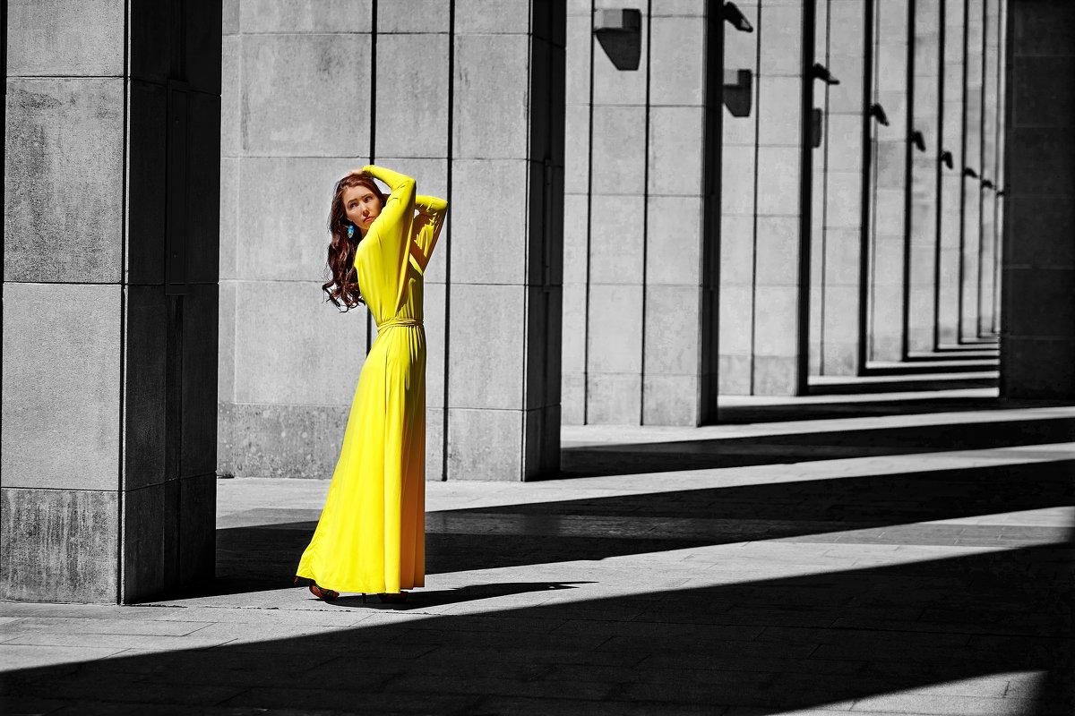 Yelow dream-3 - Мария Эрл