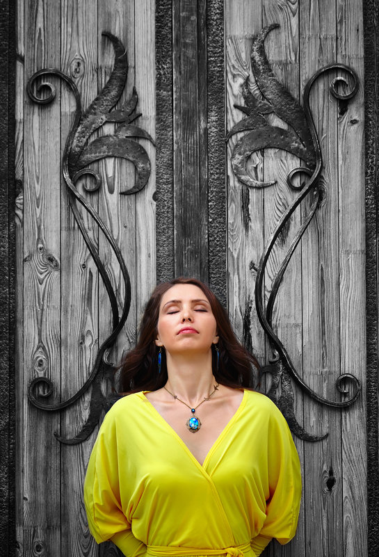 Yelow dream-1 - Мария Эрл