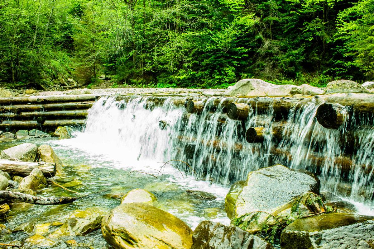Водопад - Ярослав