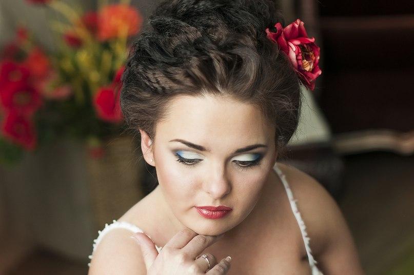 свадебный образ - Юлия Мальцева