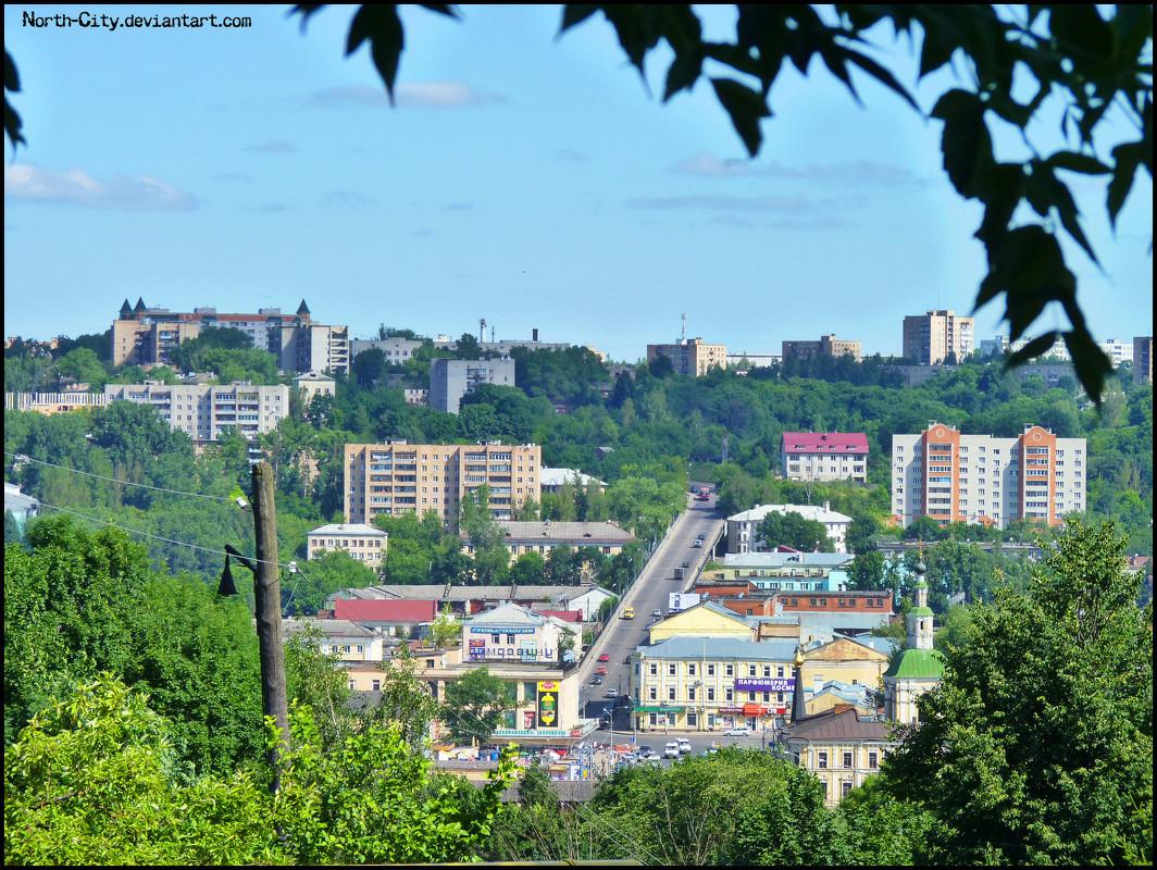 Кусочек моего города - Наташа NorthCity