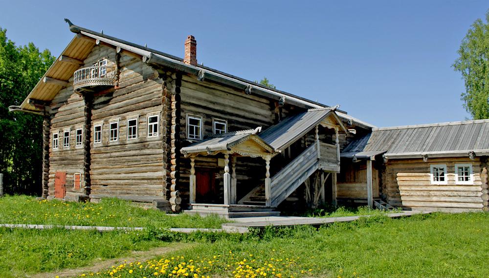 Дом-двор Клокотова - Сергей Адуллин