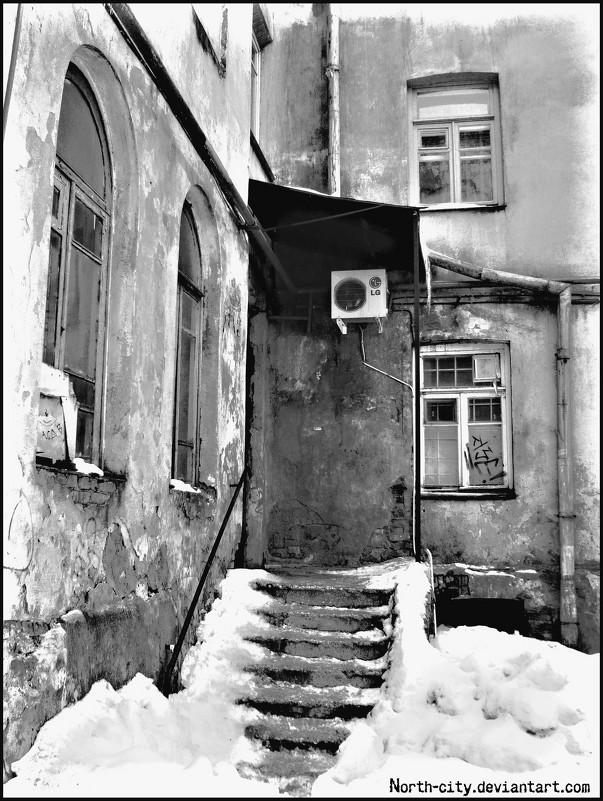 Во дворе - Наташа NorthCity