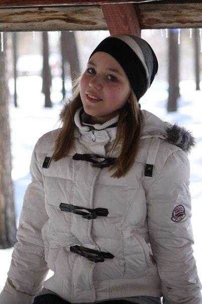 Зимняя прогулка - Анна Мухамедзянова