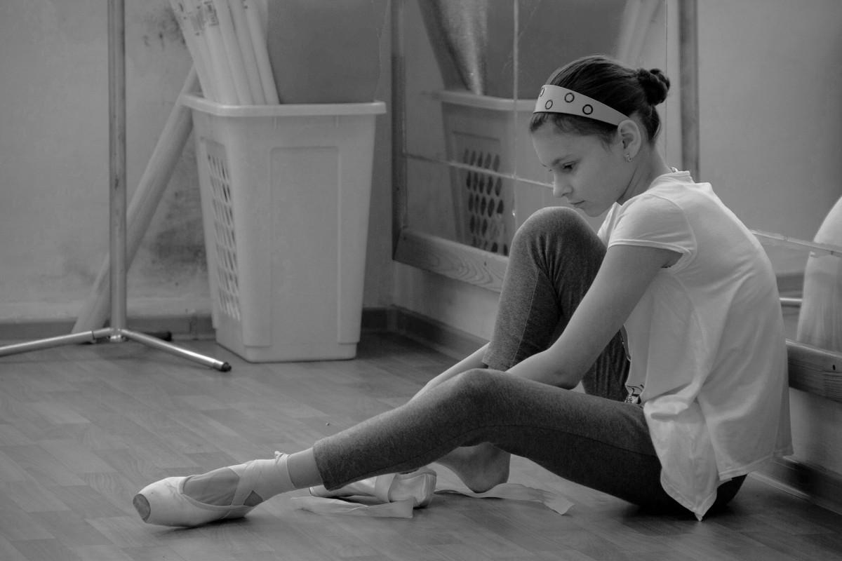 маленькие балерины - Камозина Валерия