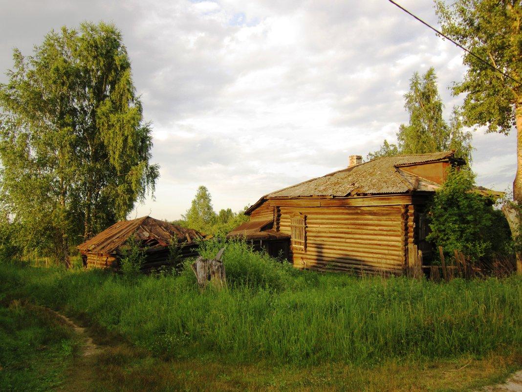 Старый дом - Андрей Снегерёв