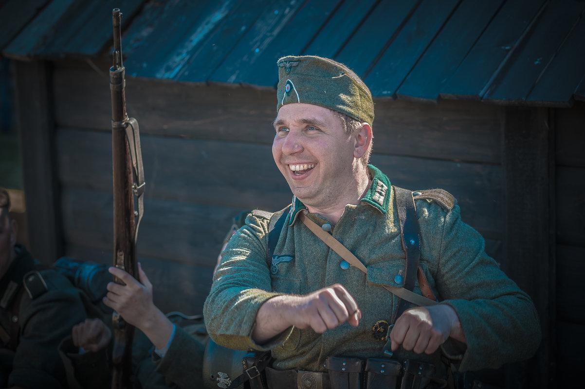 Фриц 1 - Виктор Седов