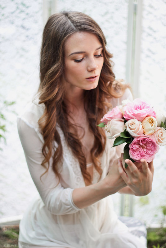 Утро невесты - Любовь Стаценко