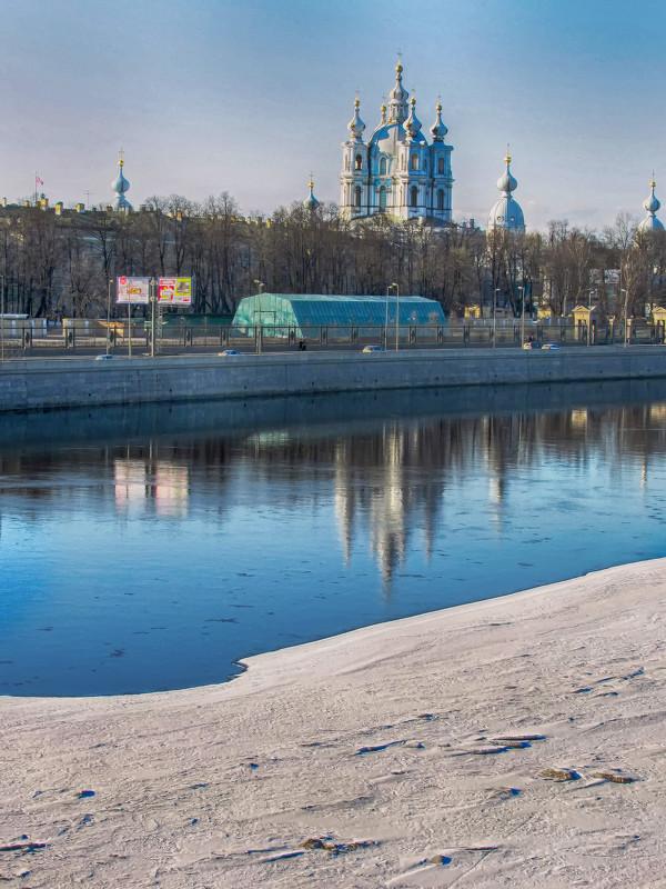 Весна на Неве - Алексей Кудрявцев