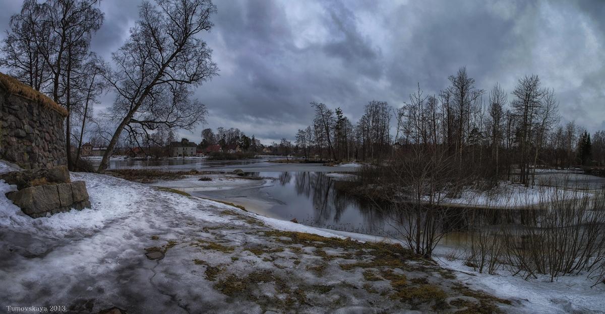Вид на Пролив Колдунов - Екатерина Тумовская