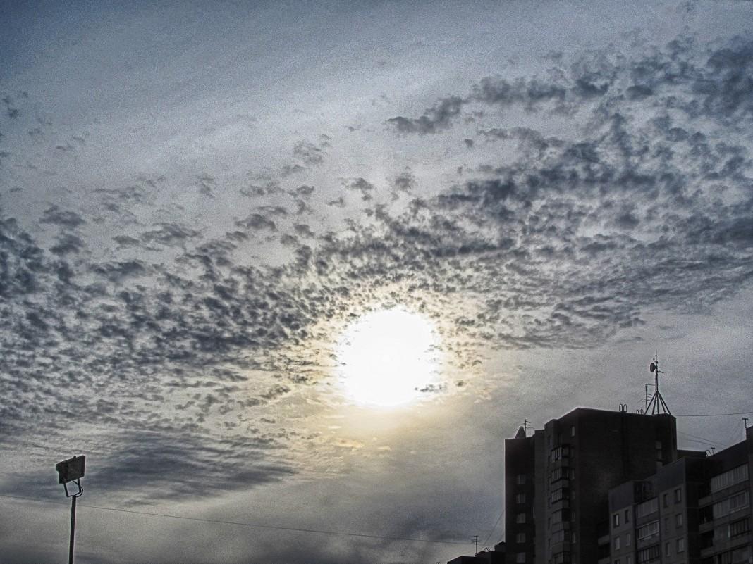 Небо над Питером - Алексей Кудрявцев