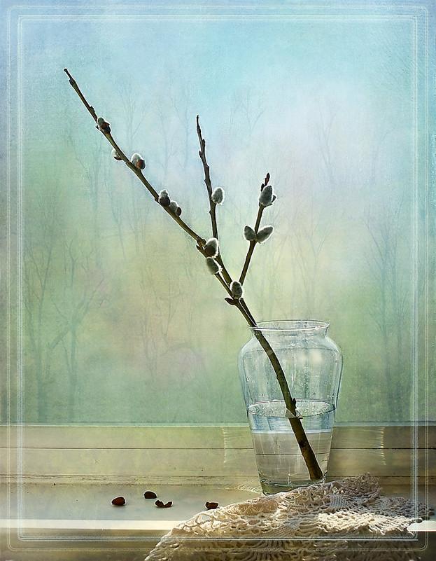 Весна (аллегория) - Марина Складоновская