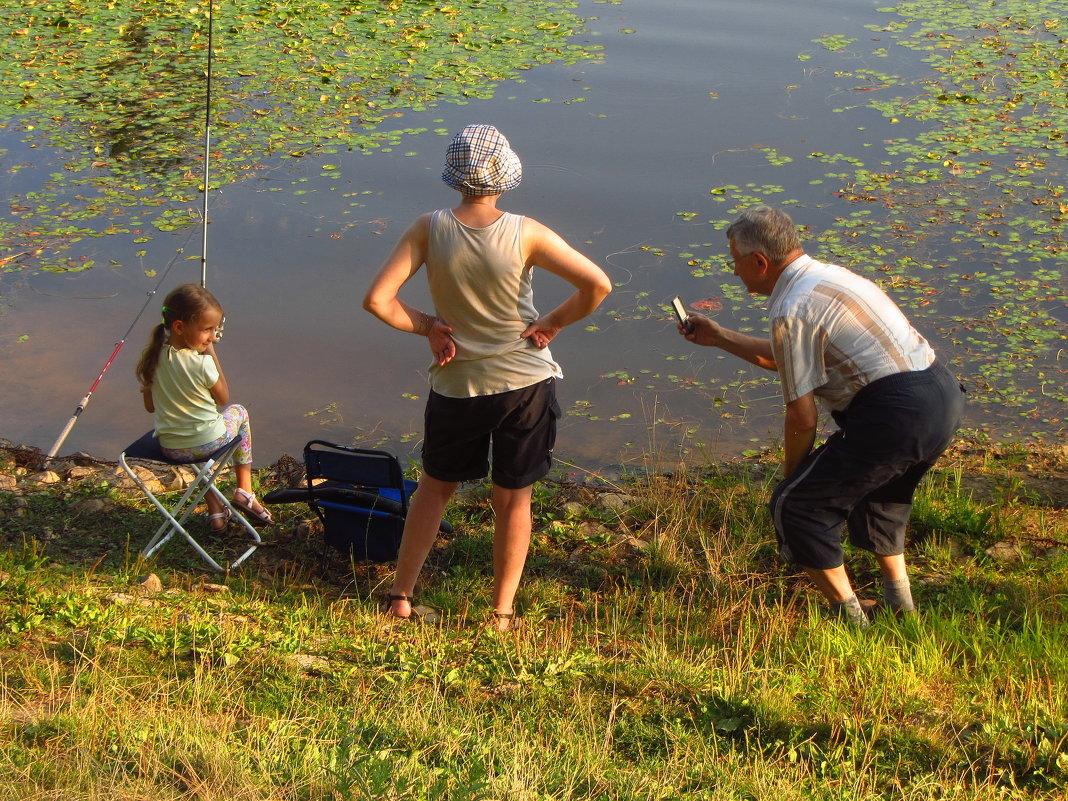 лосиный остров рыбалка как добраться