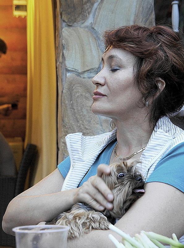 дама с собачкой - Валерий Горбунов
