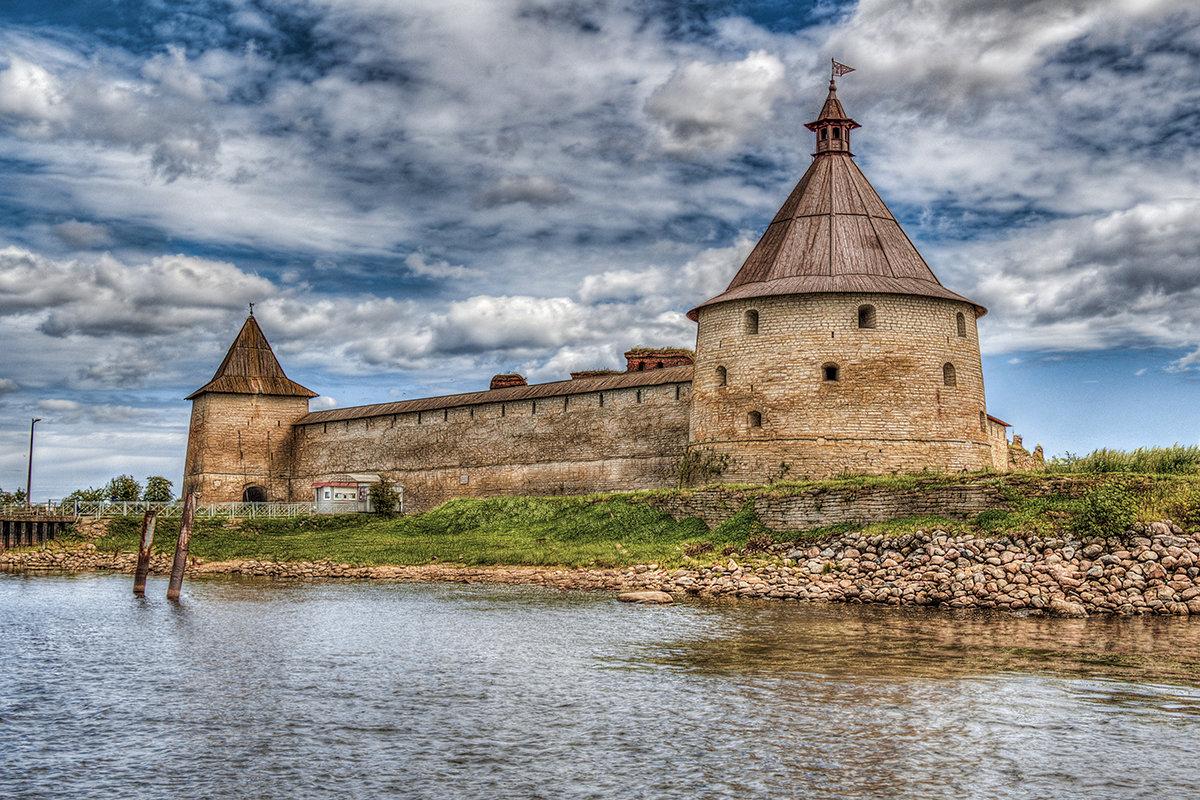 Шлиссельбургская крепость - Ярослав Трубников