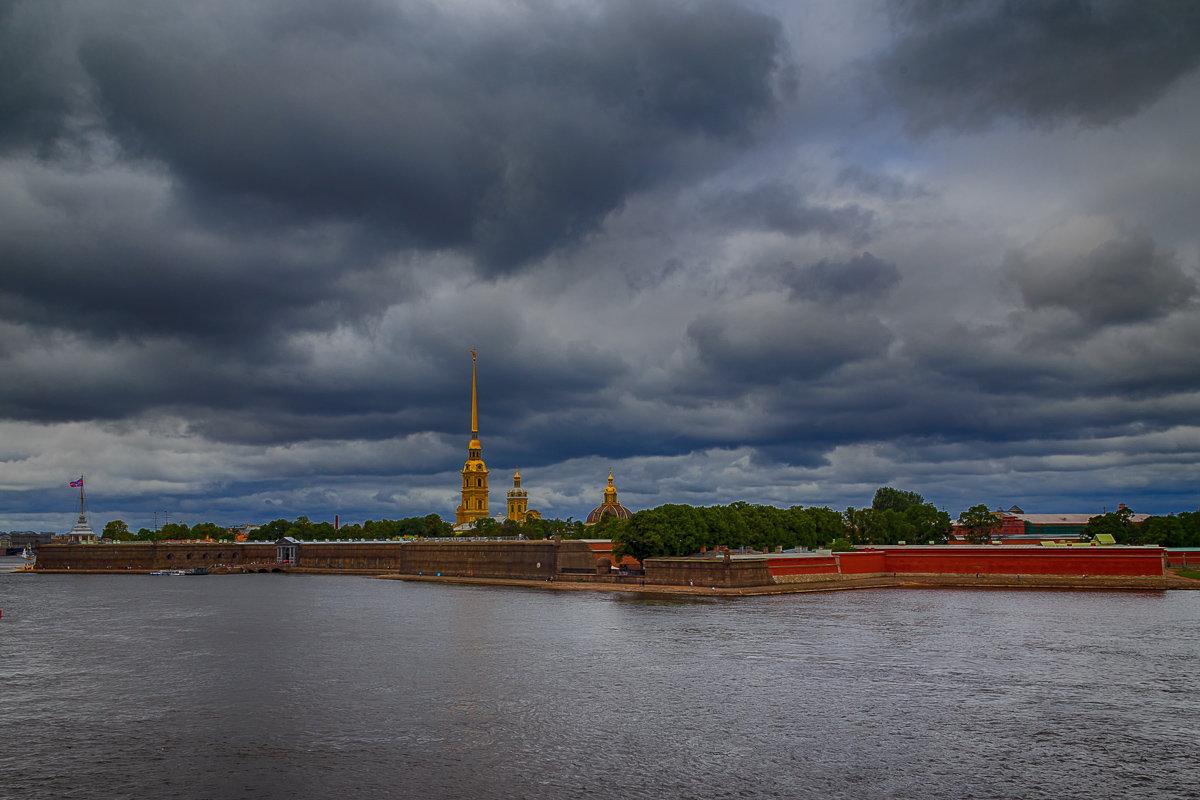 Петропавловская крепость - Николай Николенко