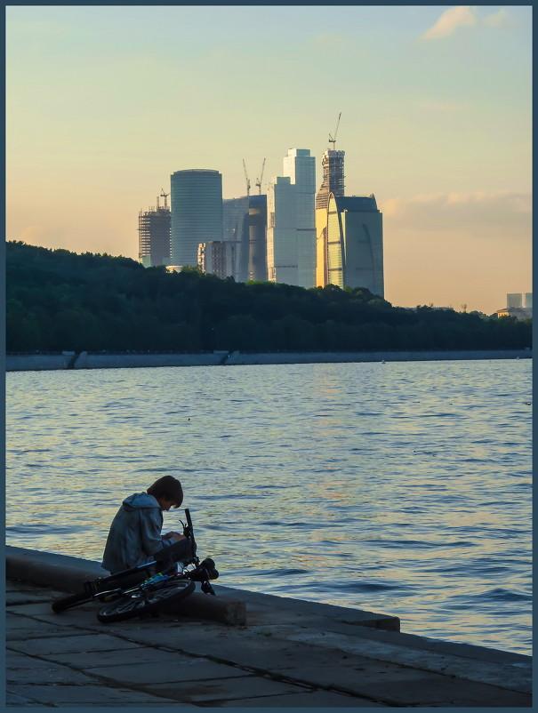 Человек и город - Наталья Rosenwasser