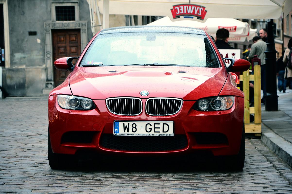 BMW M3 E92 - Денис Борисов
