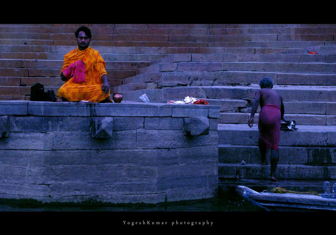 Варанаси, Индия - йогеш кумар