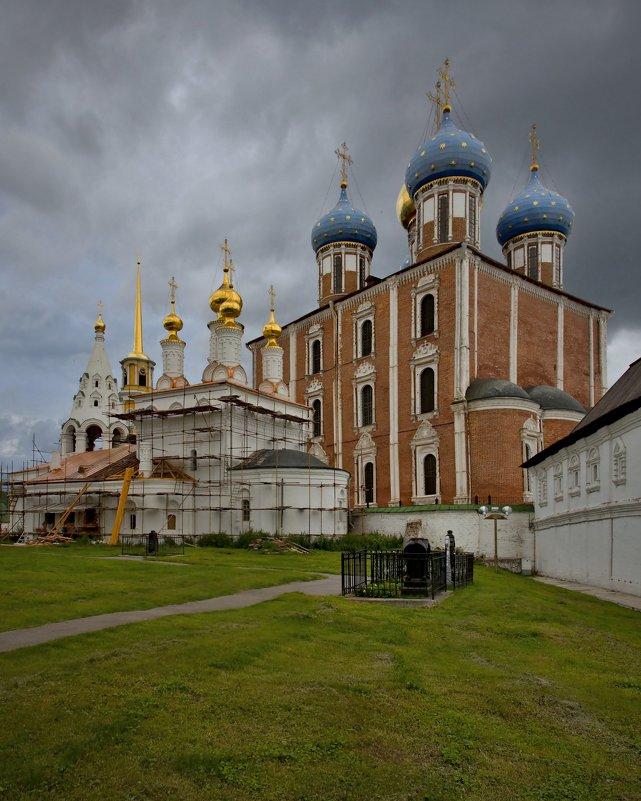 Рязанский кремль - Константин