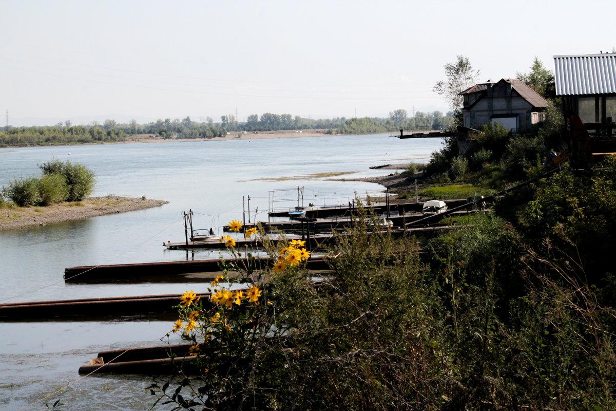 В Харькове открыли лодочную станцию
