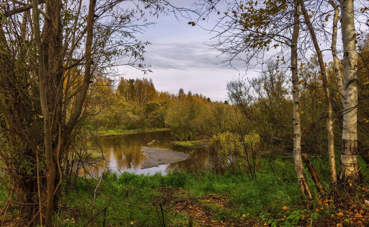 Река Рязанка - mr. mulla