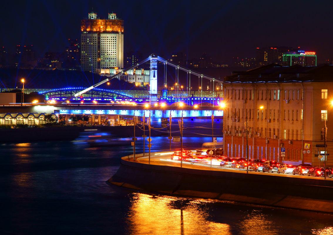 Вечерняя Москва - Михаил Танин