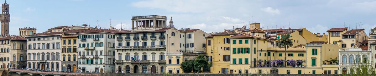 Панорама Флоренция Италия - Дмитрий Тырышкин
