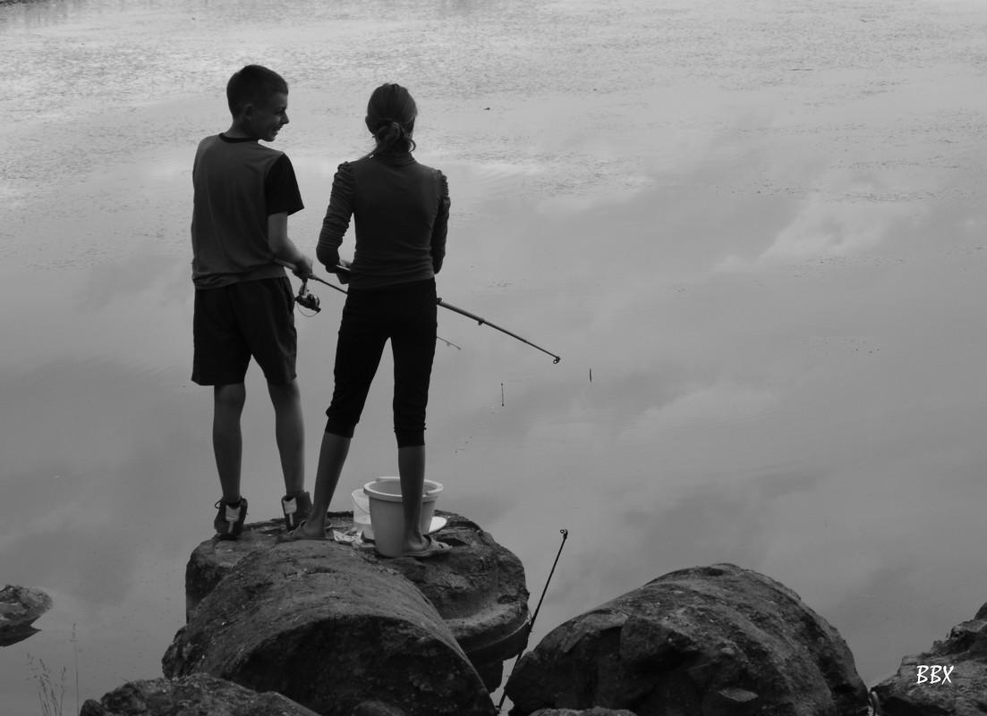 танец ты рыбачка я рыбак