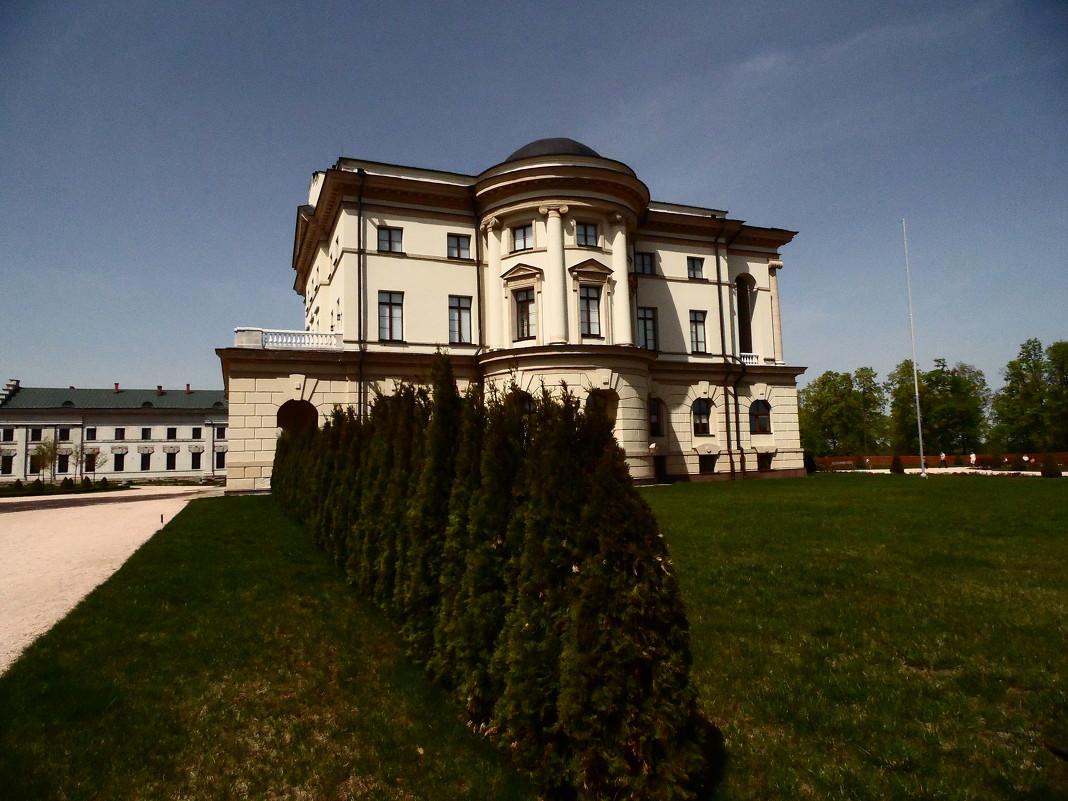 дворец Разумовского - Виктор Николенко