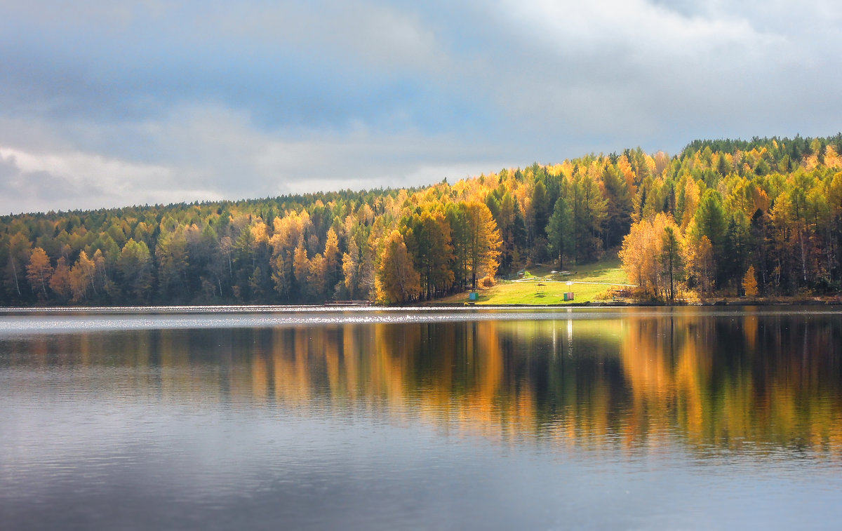 Осень - Aleksandr DA