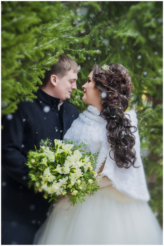 Кристина и Саша - Ольга Степанова