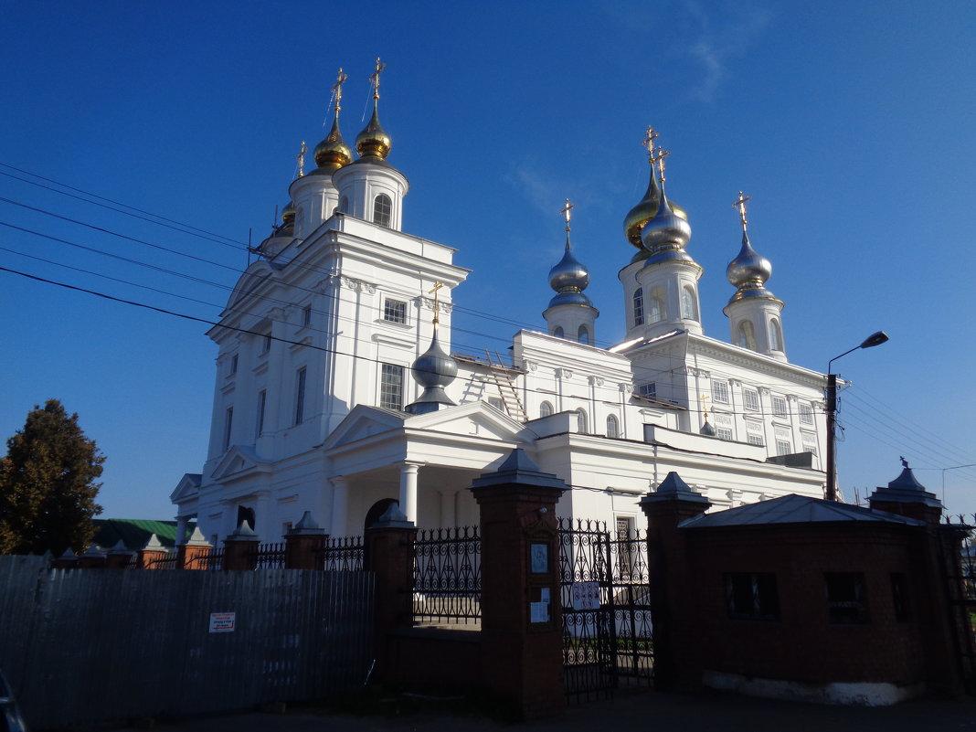 храм в Ивановской области - людмила дзюба