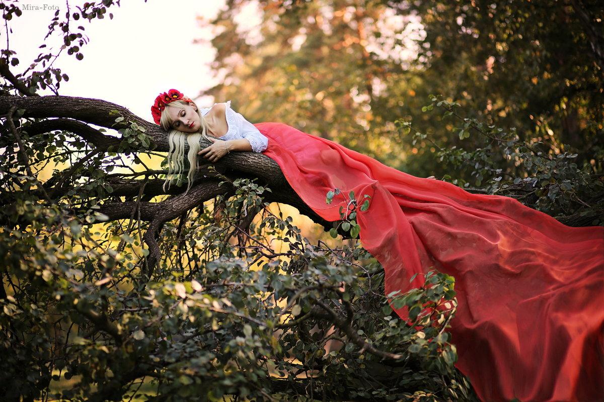 спящая красавица - Мирослава Марциненко
