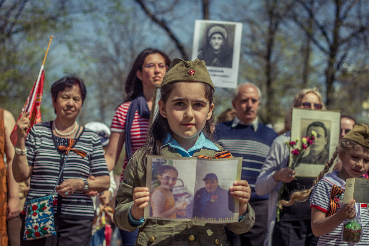 Москва помнит - Владимир Егоров