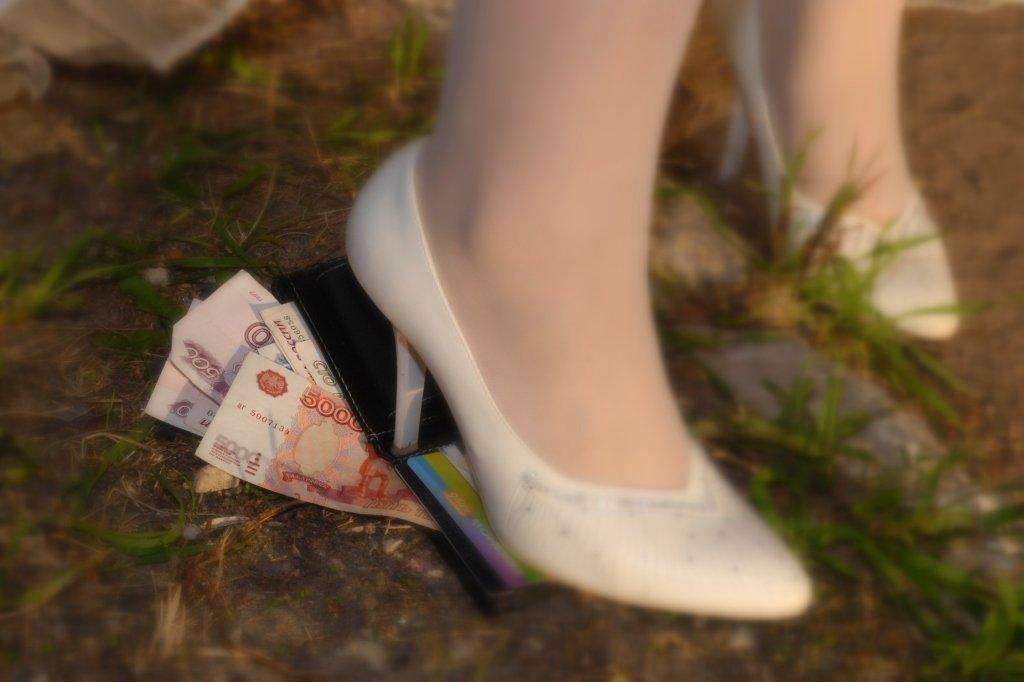 """""""Подкаблучный семейный бюджет..."""" - Николай Варламов"""