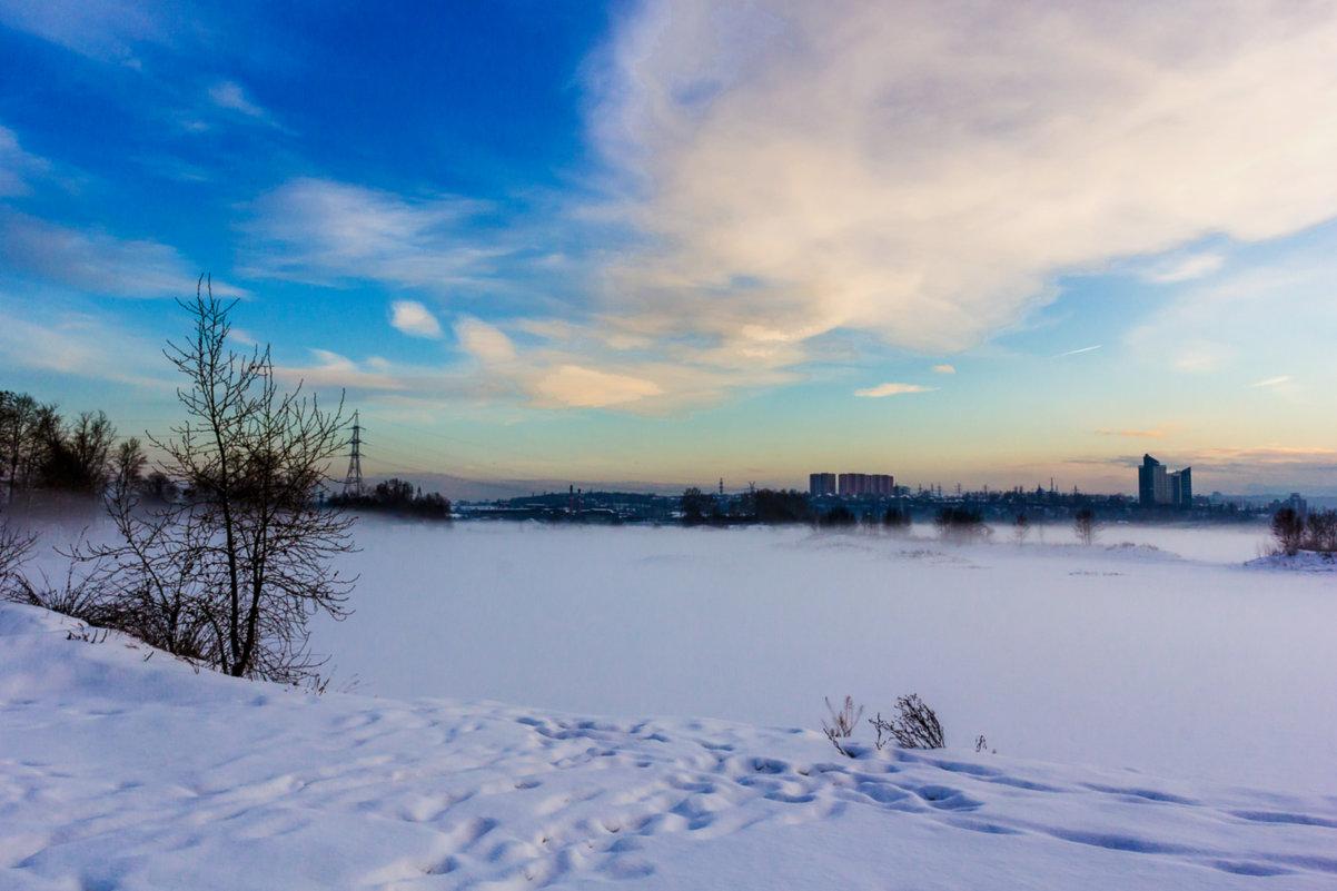 Туманная даль - Анатолий Иргл