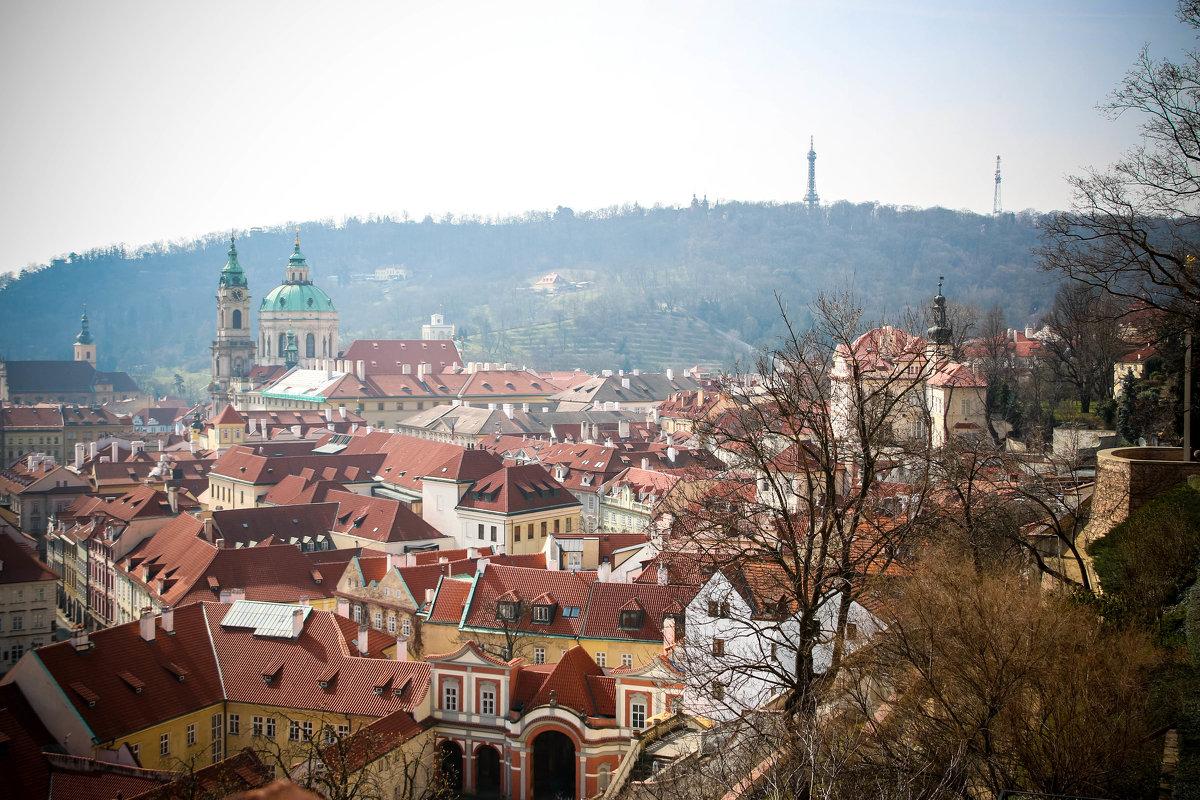 Прага - Марина R
