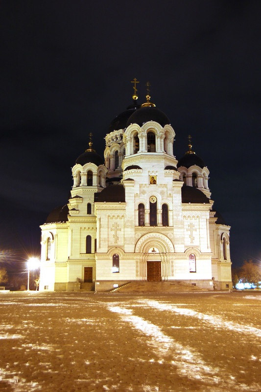 Новочеркасский собор - Александр Жемчугов